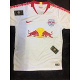 Camisa Red Bull Salzburg Home - Camisas de Futebol no Mercado Livre ... 4784f7fda38
