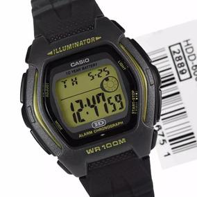 Relogio Masculino Casio Hdd 600g9 Digital Alarme Cronometro