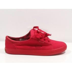Tenis Reef Rojo/rojo