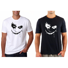 Roupa Do Coringa - Camisetas e Blusas no Mercado Livre Brasil 4e4b3e5275d