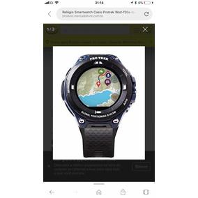 e63c4742064 Relogio Casio Protrek Pesca - Relógios no Mercado Livre Brasil