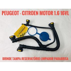 Mangueira Respiro Motor Peugeot 206 207 307 Partner 1.6 16v