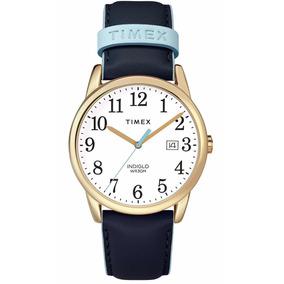 83868cc1a72c Reloj Timex Indiglo 30 Metros Bajo El Agua - Reloj de Pulsera en ...