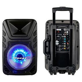 Caixa Amplificada Multiuso Oneal 110w Rms - Omf 405
