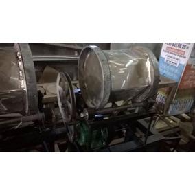 Tamboreador Rotativo Para Polimento E Limpeza Ipsc