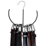Gancho Organizador De Cinturones Evelots Premium