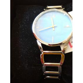 56af8cefa92 Relogio Calvin Klein Dourado E - Relógios De Pulso no Mercado Livre ...