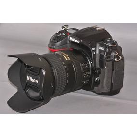 2.300 Clicks Nikon D300 -não É D3200 D5000 D5200 D7000 D7100