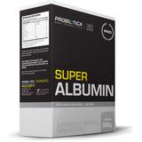Super Albumin (500g) - Probiótica - Morango Com Banana