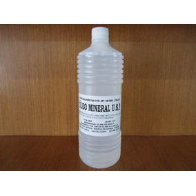 Oleo Mineral Usp - Comestivel 1 Litro