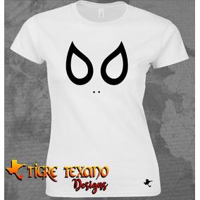 Playera Lucha Libre White Man By Tigre Texano Designs