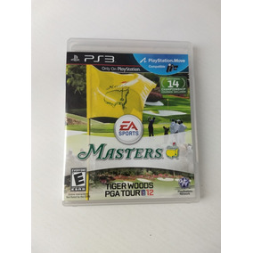 Masters Tiger Woods Pga Tour 12 Para Ps3