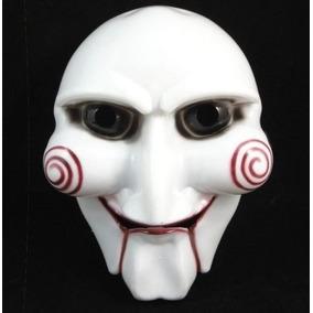 Mascara Saw Juego Del Miedo Disfraces Y Cotillon En Mercado Libre