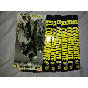 Before Watchmen Comedian El Comediante 6 Tomos Completos