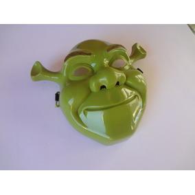 Máscara Shrek - Cosplay - Fantasia - Filme