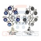 Enfeite Árvore Olho Grego Decoração 22,5 Amuleto Tira Inveja