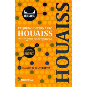 Pequeno Dicionario Houaiss Da Lingua Portuguesa