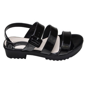 9e00e813b Sandalia Tratourada Oxford Feminino Via Marte - Sapatos no Mercado ...
