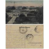Ceará 1911 Cartão Postal Praça Av. Nogueira Acioly Fortaleza