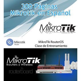 Mikrotik Routeros 360 Paginas En Español