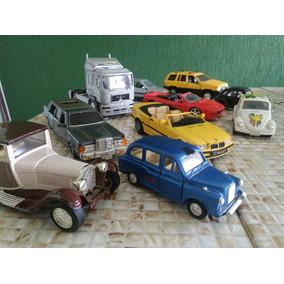 Lote De Carros Para Colecionaveis (10 Unidades)