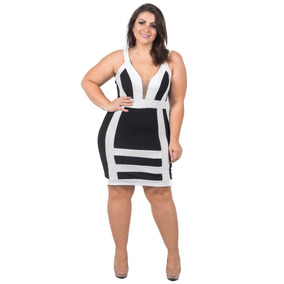 Vestido Feminino Plus Size G1 G2 G3 52 54 Moda Verão