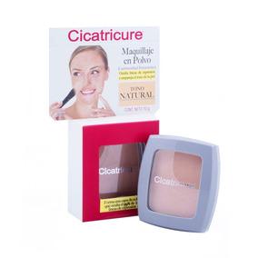 Cicatricure Maquillaje Polvo Tono Natural 10g Genomma Lab