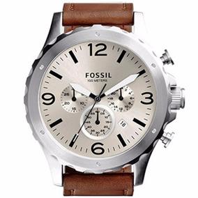 Relógio Masculino Fossil Nate Jr1473 ( Rev. Autorizado) Nfe