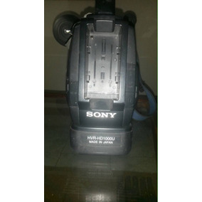 Camara Sony Minidv