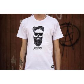 Camisa Camiseta Blusa Skull Caveira Stuffs Branding