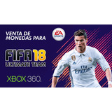 Monedas Fifa 18 Ultimate Team Xbox 360