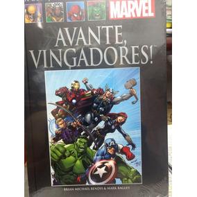 Coleções Oficial Marvel Avante Vingadores! N 122