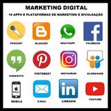 Curso Marketing Digital Para Negócios 18 Apps Ou Plataformas