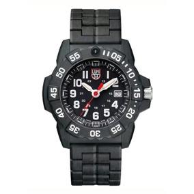 4bcbfc10cd4 Relógio Luminox Xs.3502 Navy Seal Trident Carbono Reforçado