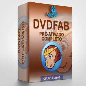 Dvdfab 11.0.1.8 - Conversor Video E Ripador De Dvd E Blu-ray