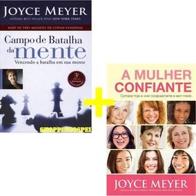 Kit Campo De Batalha Da Mente + A Mulher Confiante Livro