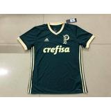 6aa54c00d5 Terceira Camisa Do Palmeiras 2017 2018 no Mercado Livre Brasil