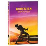 Dvd Bohemian Rhapsody (queen) Original Vencedor Do Oscar