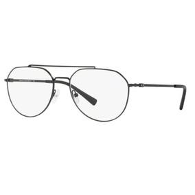 4b776b4129a Armação Oculos Grau Armani Exchange Ax1029 6063 Preto Fosco