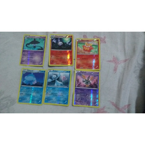 Cards Pokemon Reverse Foil