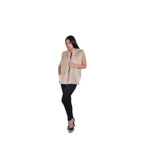 Chaleco Blanco Mujer - Chalecos Mujer en Mercado Libre México 2dc80366a332