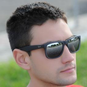 oculos ray ban espelhado azul mercadolivre. Ray Ban Justin Rb4165  Polarizado Original Várias Cores 1126b2207c