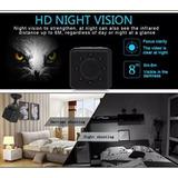 Mini Cámara De Video Hd 1080p
