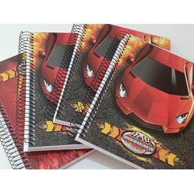 Caderno 10 Materias Maxima/ Kit Com 4 Unidades