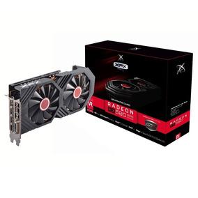 Placa De Vídeo Amd Radeon Rx 580 8gb Ddr5 Rx-580p8dfd6