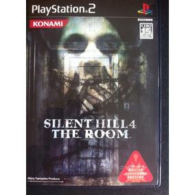 Silent Hill 4 The Room Japonês Completo