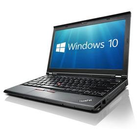 Notebook Lenovo X230 I5 3ª Geração 4gb 320gb Win7 C/ Avarias