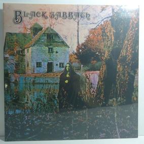 Black Sabbath 1970 St Lp Reedição Capa Dupla Lp Lacrado