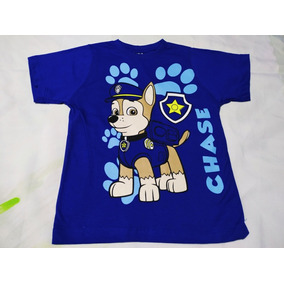 19f283a44 Conjunto Camiseta Patrulha Canina Personagem E Shorts Jeans