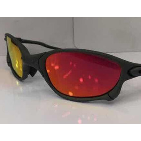 174063542cb5b Juliet Lente Brilho Reto - Óculos De Sol Oakley no Mercado Livre Brasil